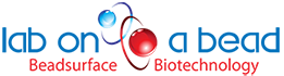 Lab On A Bead logo